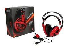 MSI Steel Series Siberia V2 Headset w/ Mic MSI Dragon Gaming Edition Forged Red