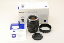 【A- Mint in Box】Carl Zeiss Distagon T* 35mm f/2 ZE Lens for Canon EF Mount #2944