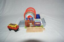 Thomas The Tank Engine Wooden Railway Trains Wood Chipper Ulfstead Lumber