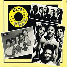 PEPPER HOT BABY u.k. KRAZY KAT LP_1989 rare R&B from the BATON label_1950's