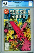 Suicide Squad #23 CGC 9.6 1st Oracle comic book- 2006479004