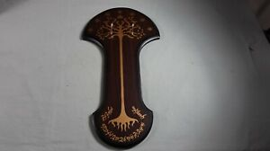 A Hobbit Anduril Medieval LOTR Fantasy Elvis Lord Of The Rings Sword Plaque Only