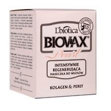 L`BIOTICA LBIOTICA BIOVAX PEARL INTENSIVE REGENERATING HAIR MASK COLLAGEN PEARLS