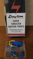 DAYTON T-1 SUPER TUNGSTEN IGNITION POINTS CHEVY NASH PACKARD AC JD IHC TRACTORS
