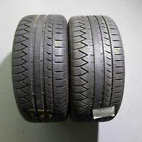 2x Michelin Pilot Alpin PA3 * 235/40 R18 95V DOT 2815 5,5 mm Winterreifen