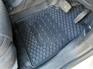 Rugged Rubber Floor Mats Tailored Made for Holden Trax 2013-20 OE shape