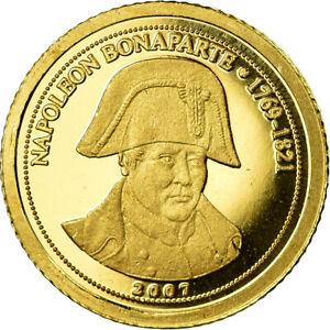 [#757088] Coin, CONGO, DEMOCRATIC REPUBLIC, Napoléon Bonaparte, 1500 Francs
