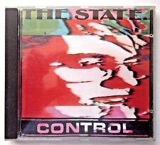 THE STATE ~ CONTROL ♫♫ VERY RARE CD ALBUM ♫♫ GENUINE & COMPLETE IN VGC +FAST P&P