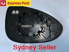 LEFT PASSENGER SIDE HEATED MIRROR GLASS FOR HOLDEN BARINA 2011 ONWARD