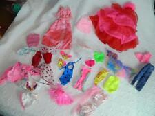 Vintage Lot Mattel Barbie Doll Clothes 28 pc Gown Dress Tops Pants More!