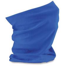 Accessoires écharpe tube bleu avec des motifs Unis pour homme