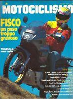 4 1994 MOTOCICLISMO - KAWASAKI ZXR 750 R - SUZUKI GSX R 750 SP - YAMAHA YZF 750