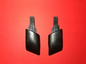 Genuine Holden New VT Commodore Sedan 2 x Roof Mould Rear Windscreen End Caps