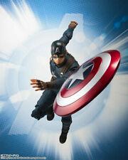 S.H.Figuarts Captain America SHF Marvel Avengers Endgame Model Figures KO Toys