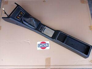 Datsun 9.71 - 9.73 240z  Complete OEM Manual Trans. Center Console