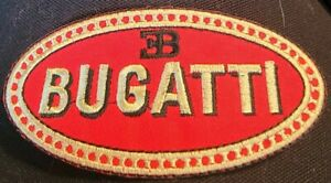 iron on patch, Bugatti