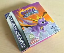 Spyro The Dragon - Season of Ice - Game Boy Advance GBA COMPLETE