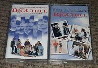 The Big Chill /More 15th Anniversary Movie Soundtrack Cassette 2 TAPE LOT SET