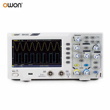 New Listingowon Sds1202 Digital Storage Oscilloscope 2ch 200mhz 1gss Lcd Display Usb