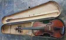 4/4 V. F. Cerveni & Sons Antique Violin