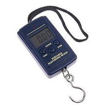 40kg/10g Digital Electrónica Portátil Maleta De Viaje Equipaje gancho balanzas