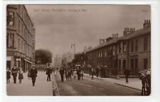 More details for bath street, portobello looking to sea: edinburgh postcard (c60672)