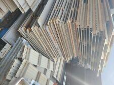 Garage Merchandising Steel Uniweb Tanwhitegrey 3ft 4ft Wide 6 66 Tall