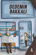"Turkce  Kitap  "" Sermin Carkaci ""DEDEMIN BAKKALI "" Turkish Book 2016"