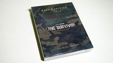 Lone Survivor NOVAMEDIA Exclusive Blu-ray Steelbook | Nova Media Fullslip MINT