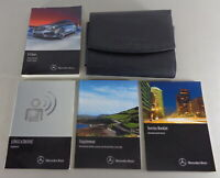 Owner's Manual + Wallet Mercedes Benz E-Class W212 / S212 Saloon + Estate 2014