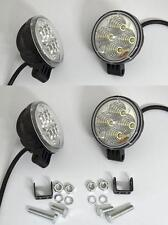 4x DRL Day Time Running LED Light Lamp for Scania Volvo MAN DAF Mercedes trucks