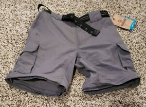 MAGELLAN YOUTH GRAY FISHGEAR SHORTS SIZE XS 6-7 see desc (SG10)