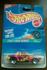 Hot Wheels 15266	1996	Fast Food	1/4	Chevy	Stock Car		Crunch Chief - Very Rare