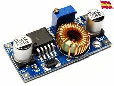 Xl4005 step-down 5A 0,8-24v dc transformador de tensión regulador de volt 16