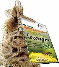 New Zealand 4 You UMF 10+ Manuka Honey Lozenges with Lemon and Bee Propolis