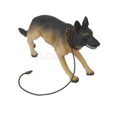1/6 WWII German Attack police Dog shepherd action figure Toy Rotatable head