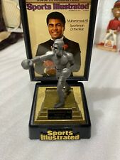 1997 Sports Champions Sports Illustrated Collection Muhammad Ali Figure PEWTER