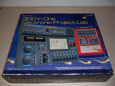 Radio Shack Science Fair 300 In One Electronic Project Lab #28-270