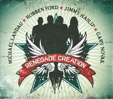 MICHAEL LANDAU - Renegade Creation - CD - Like New