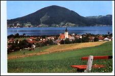 WEYREGG Attersee Österreich OÖ AK Totalansicht Postkarte ungelaufen