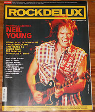 ROCKDELUX 2009 Neil Young Anton Corbijn Mist Mazoni Thomas Feiner spanish mag