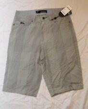 Original Short  Skate   ETNIES  Radsome gris clair taille 28 US -  36 FR   neuf