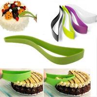 Cake Shape Cutter Serving Kitchen Utensils Plastic Gadget Stainless Steel