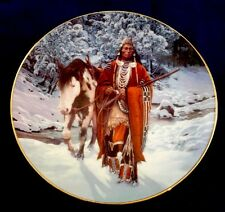 Winter Of 41~Last Warriors Edition Limited Plate~Hamilton~Hand Numbered. 1993