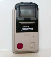 Original Nintendo GameBoy Printer Drucker Klassik Grau