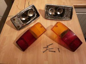 Classic Mini Mk2 Rear Lights