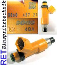 Einspritzdüse DENSO 4GA Daihatsu Cuore 251 006042721 gereinigt & geprüft