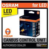 LEDCBCTRL101 OSRAM LED Canbus Control Unit 2 x 5W Remove Errors LED Retrofit