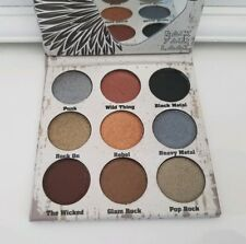 NEW * Crown Pro Glam Metals Eyeshadow Palette * Boxycharm