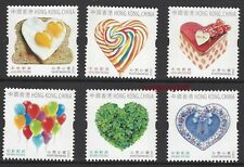 Hong Kong 2015 stamp  Heartwarming Valentine's Day Special Stamp